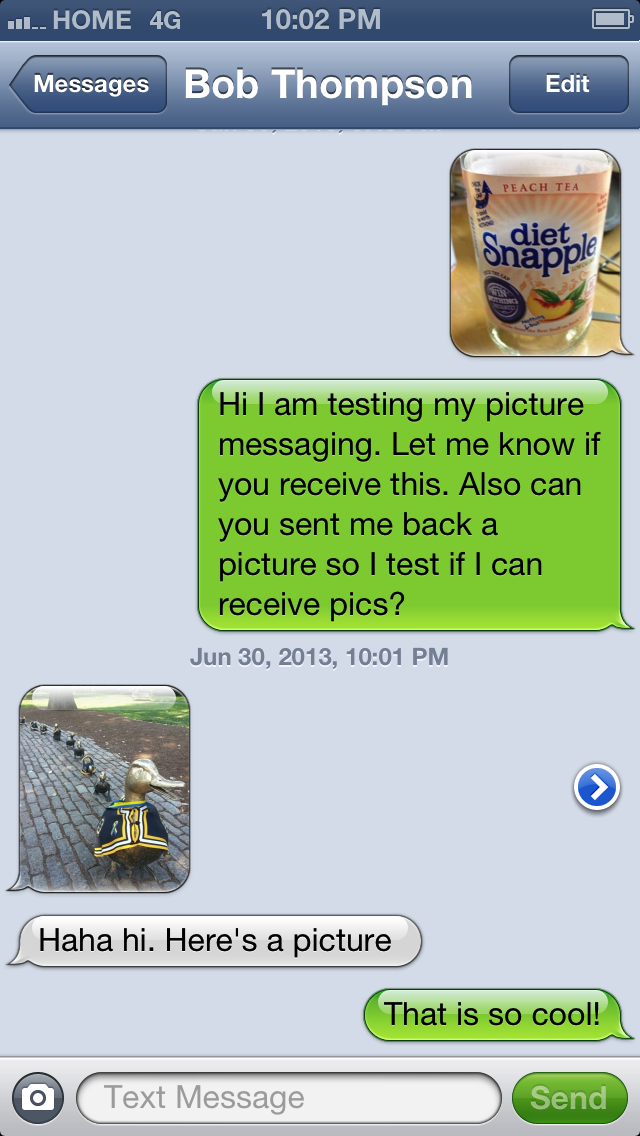 Understanding the Difference between MMS and iMessage on