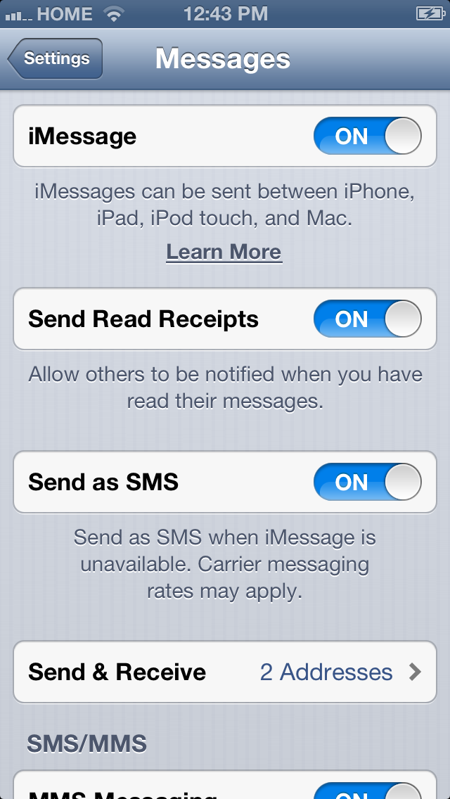 Understanding the Difference between MMS and iMessage on Your ...