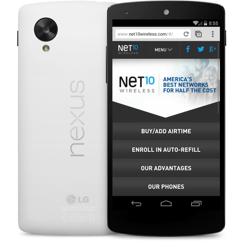 How to Set up Net10 Wireless Data and MMS on Your Nexus 5 Running