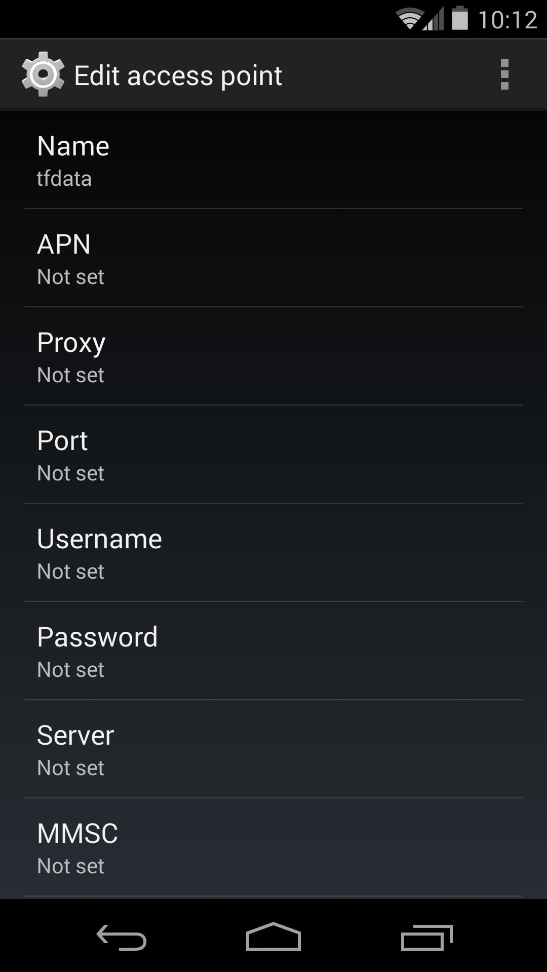 net10 iphone 4 settings