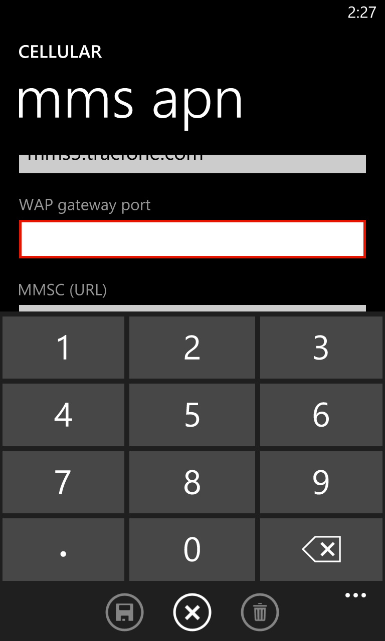 how to set up wireless lan on phone
