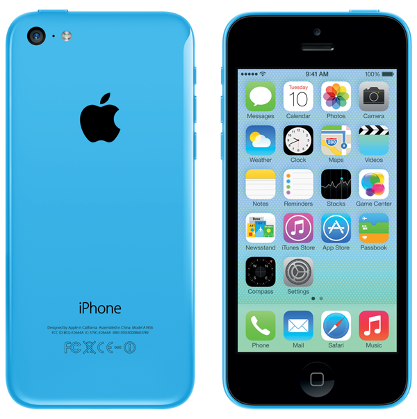 Using a Sprint iPhone 5c with Straight Talk Wireless