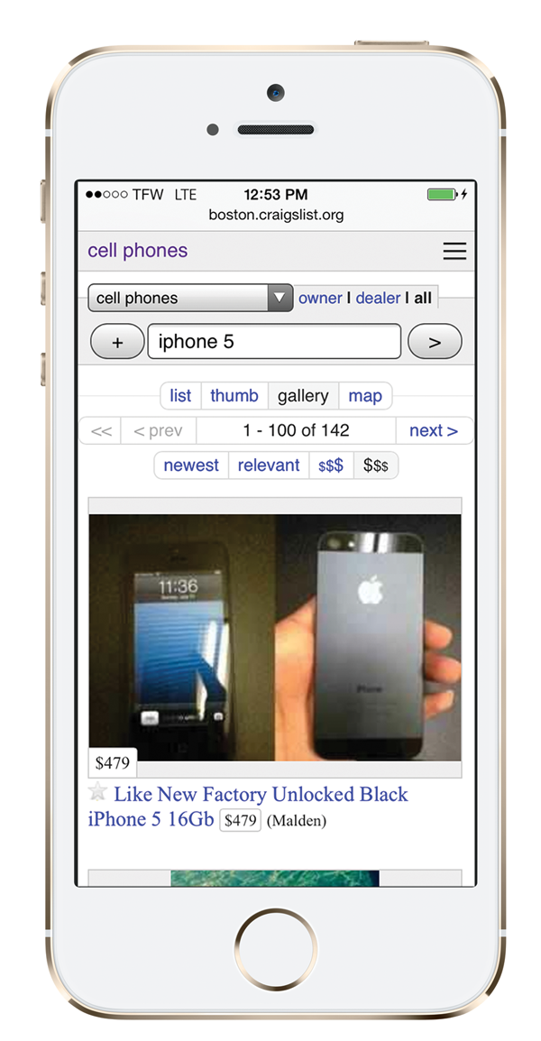 iphone 5 craigslist buying an iphone 5 for on craigslist smartphonematters 10976