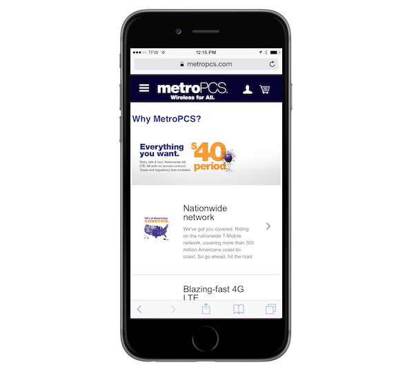 can i hook up a sprint phone to metro pcs In just a few quick steps, you can switch it over to consumer cellular service while i am using a samsung phone with metro pcs it has a sprint sim card in it does this sound a phone that would work on your system.