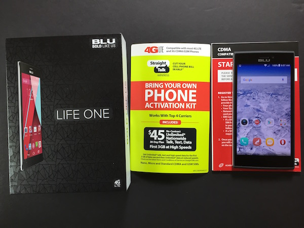 Can I Use a BLU Smartphone With the Straight Talk Verizon