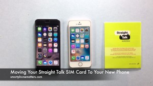 Transferring Your Existing Straight Talk Service to a New Straight