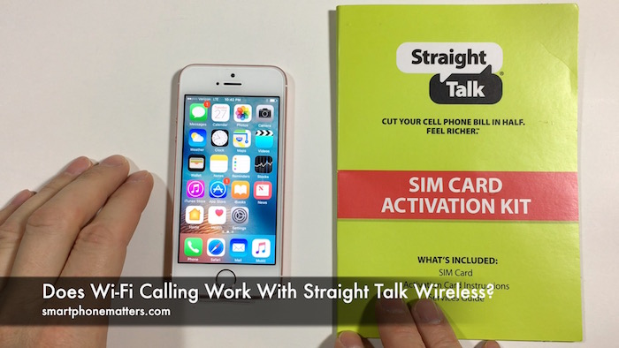 Does Straight Talk Have Iphone S