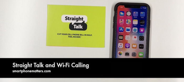 Does Wi-Fi Calling Work With Straight Talk Wireless