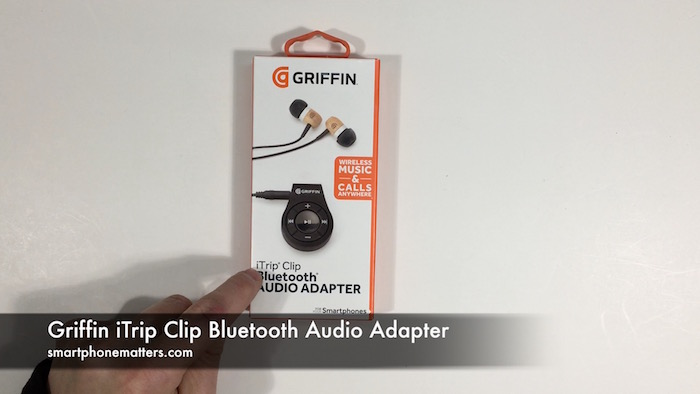 griffin bluetooth headphone adapter manual