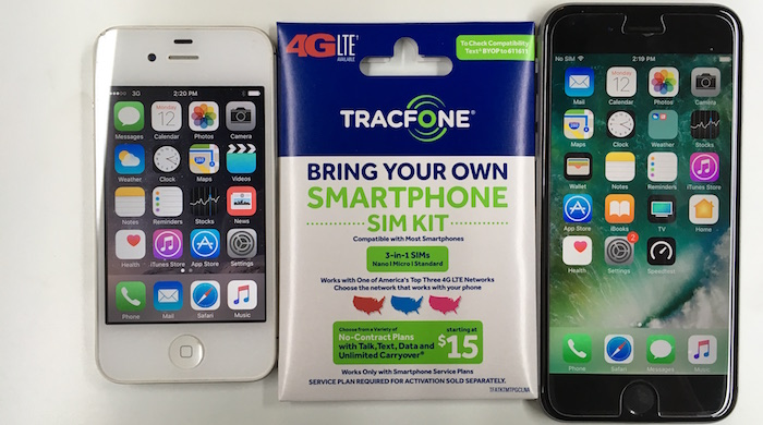 Tracfone Compatible Smartphones >> Transferring Your Current Tracfone Service To An Iphone 6