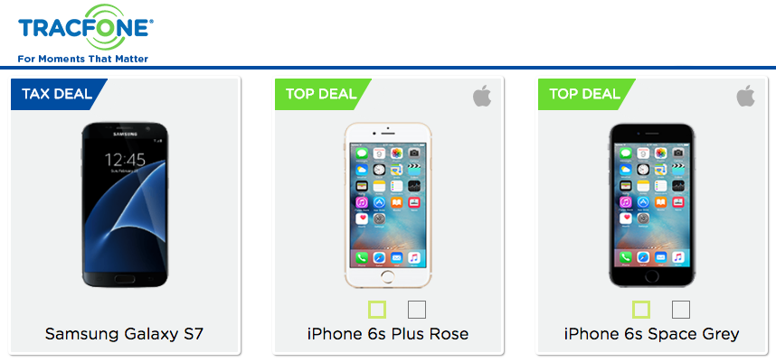 Buying Your Apple iPhone or Samsung Galaxy S Phone From Tracfone